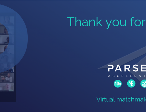 PARSEC Virtual matchmaking event brought our innovators one step closer to the Open Call 2 and €2.5Million in equity-free funding