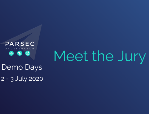PARSEC Demo Days: Meet the Jury