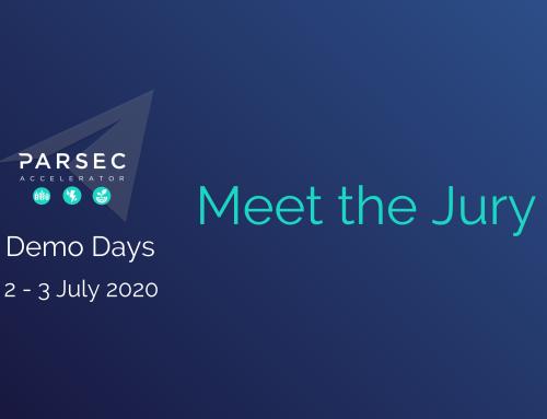 PARSEC Demo Days: Meet the Jury