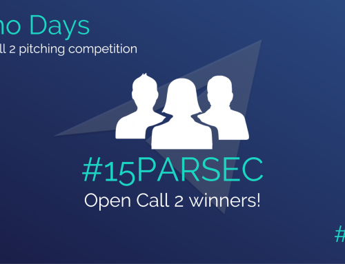 PARSEC Accelerator selects 15 winners at the PARSEC Demo Days