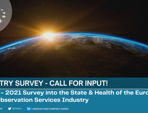 How is your experience innovating with Copernicus? Provide your input and get a free 6-month EARSC membership!